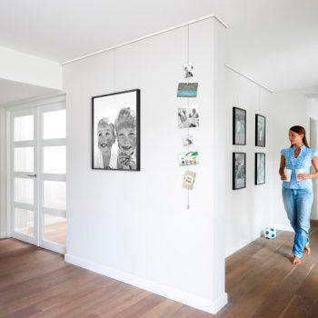 Подвесные системы для картин, фотографий, постеров. торговое оборудование