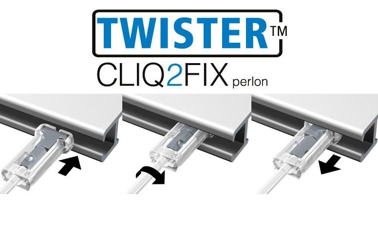 Леска + Twister