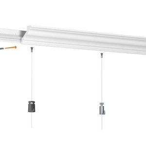 Интегрированные потолочные-настенные подвесные системы